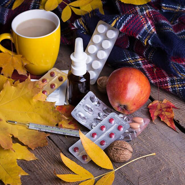 Jesienna suplementacja witamin
