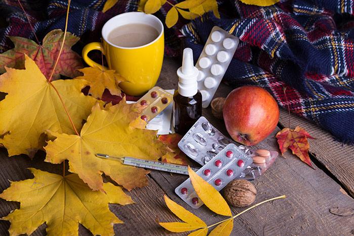 Jakich witamin najwięcej potrzebujemy jesienią?