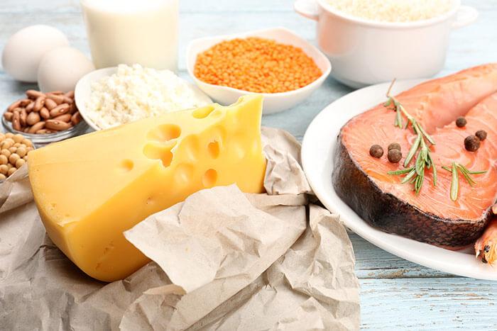 Fosfor znajduje się niemal w każdej grupie produktów spożywczych
